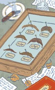 Le club des longues moustaches