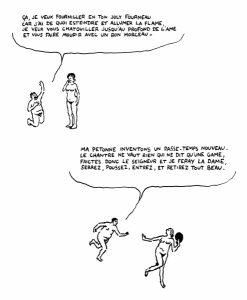 L'oiseau de Francis Picabia